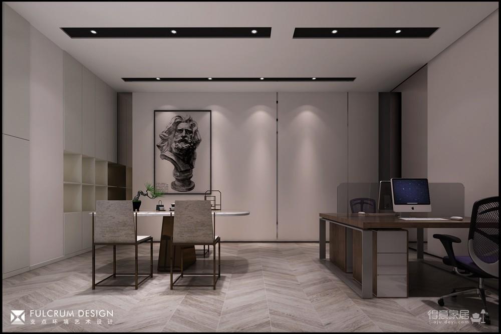 元捷集团办公室 —— 800平现代图_16