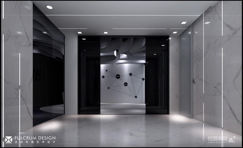 元捷集团办公室 —— 800平现代图_5