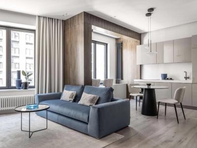精致的现代风格公寓,简约却不简单