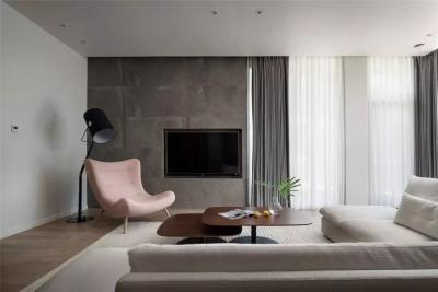 大理石+高级灰,打造气质独特的家!