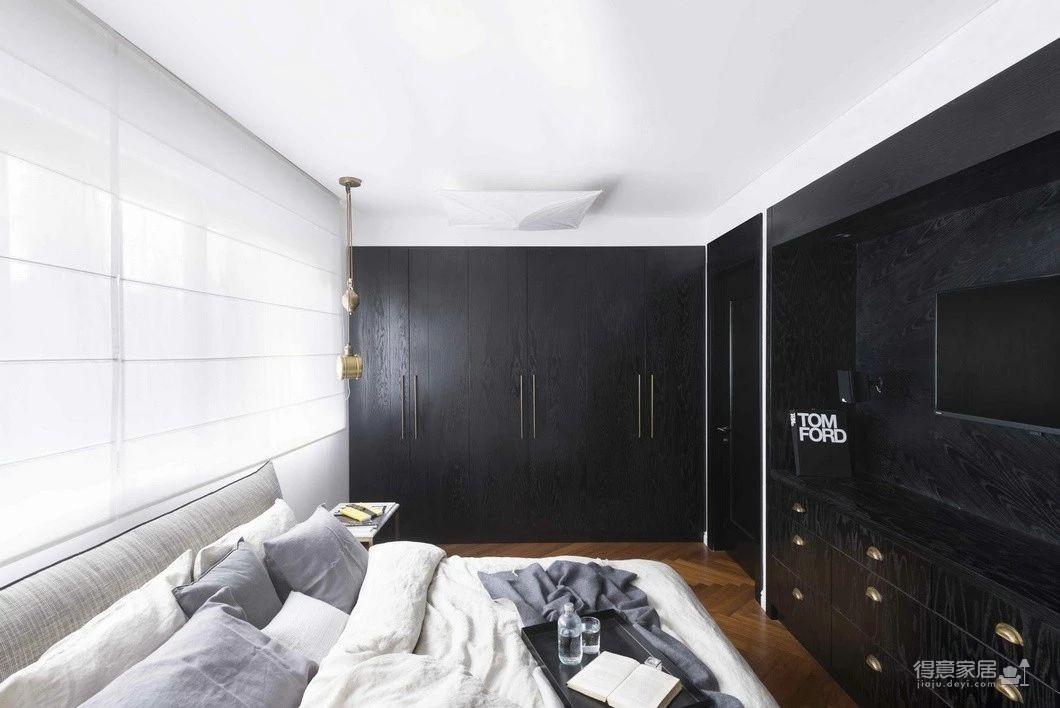 高级黑的家,到底有多酷!