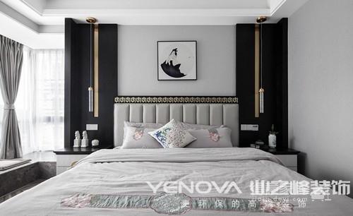 雅翔家园142平-新中式风格
