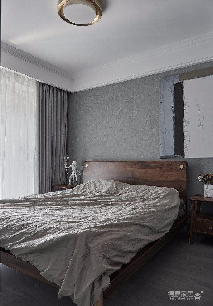 127㎡现代简约风格家居设计,精致有品位的质感空间!