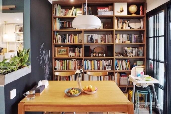 44平米超小户型装修成了梦想中隔代生活的舒适新家