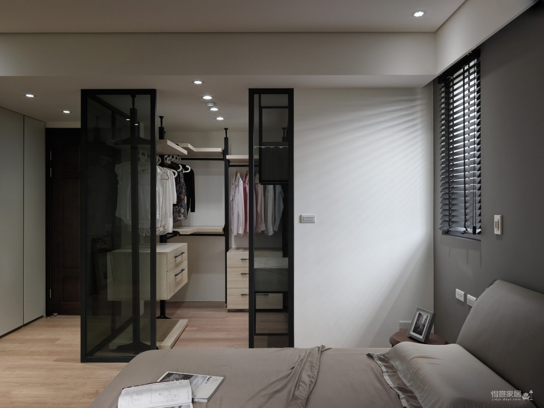 复地东湖国际150平三室两厅现代风