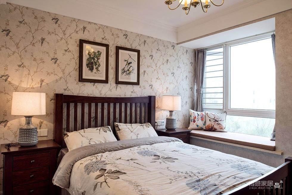 【美式】146平四室两厅跃层美式