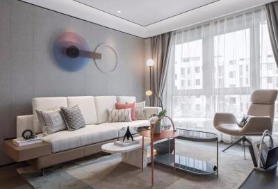 79平北欧二居室,一点俏皮,一点优雅