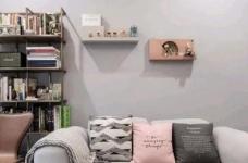48㎡小公寓,整体收纳设计完全不用担心图_1