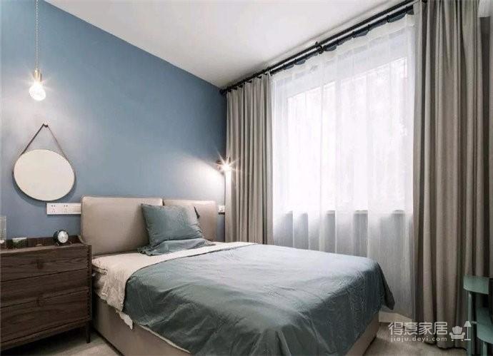 48㎡小公寓,整体收纳设计完全不用担心图_4