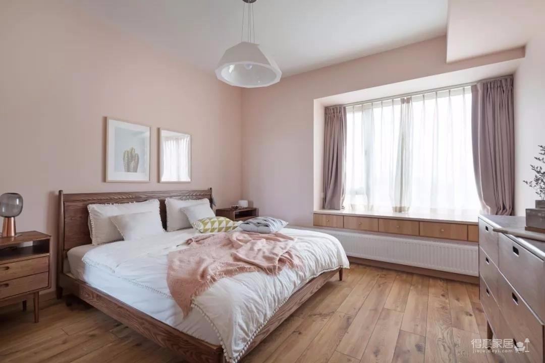 107㎡新房装修,硬装简单,软装唯美