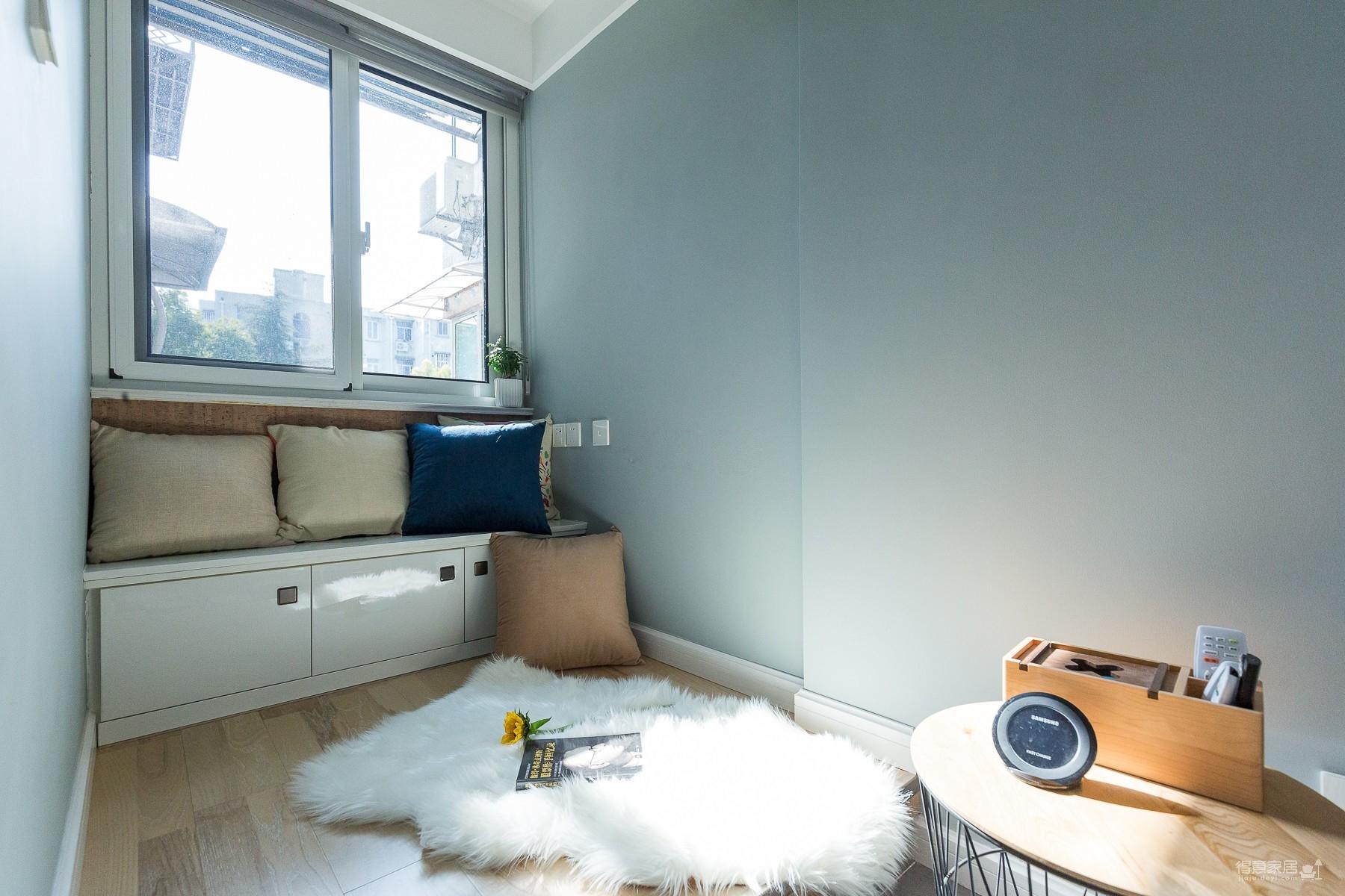 60平小公寓的空间利用图_9
