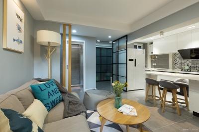 60平小公寓的空间利用
