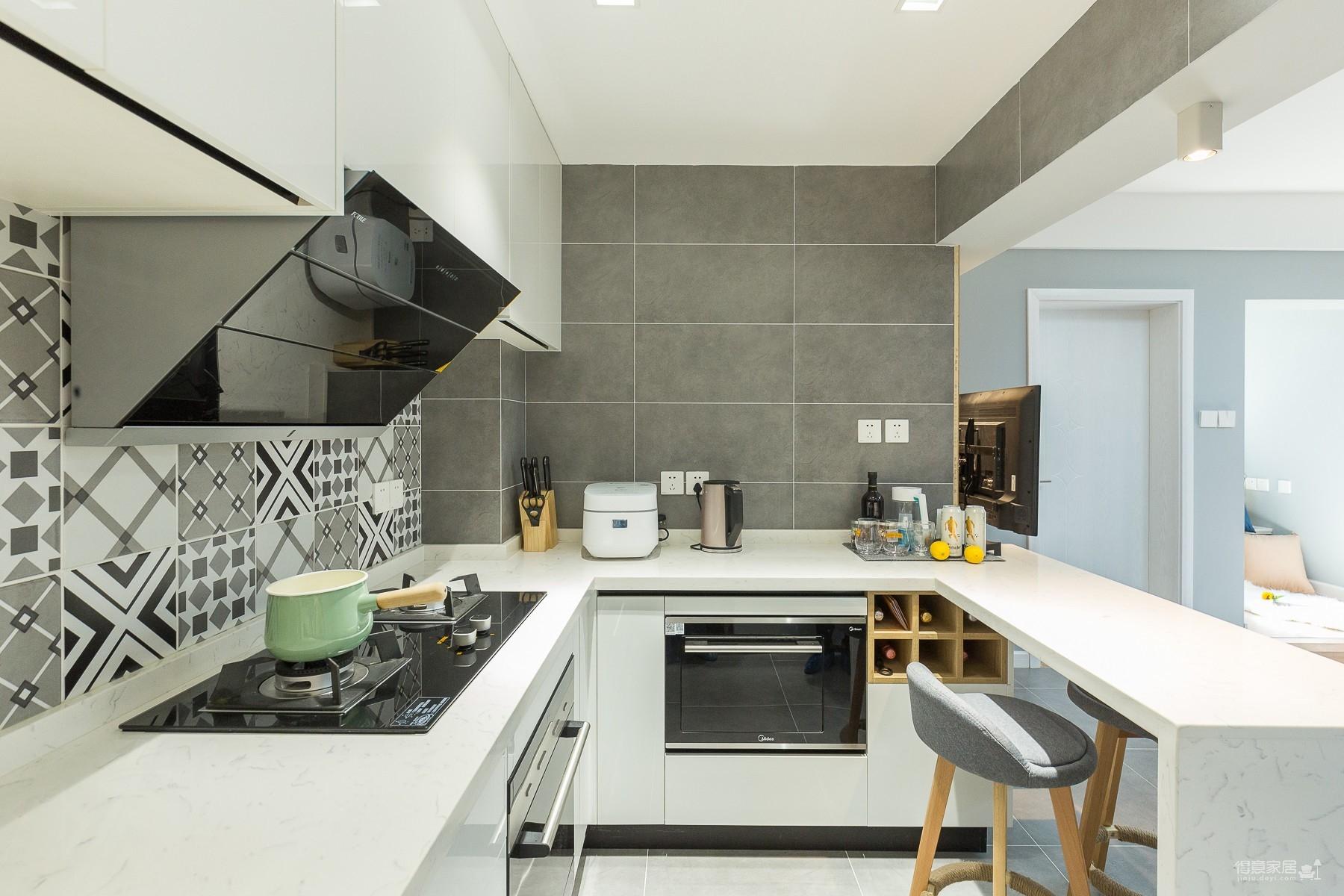 60平小公寓的空间利用图_19