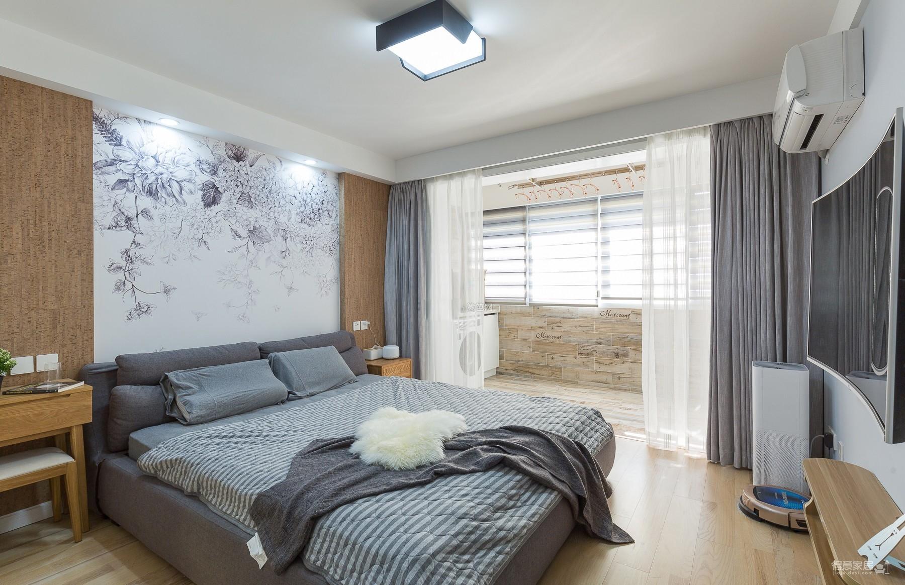 60平小公寓的空间利用图_16