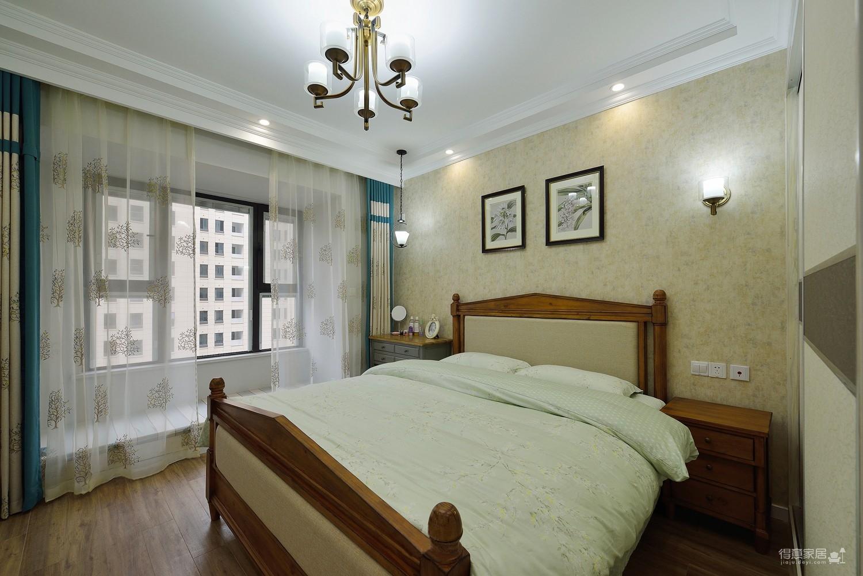 紫云府130平三室现代美式