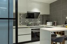 60平小公寓的空间利用图_6