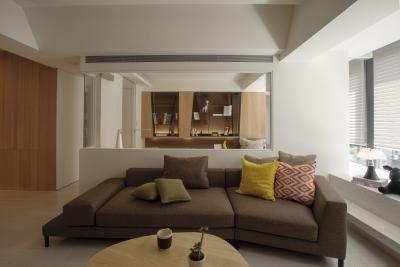 130平三室现代原木风 温柔恬静
