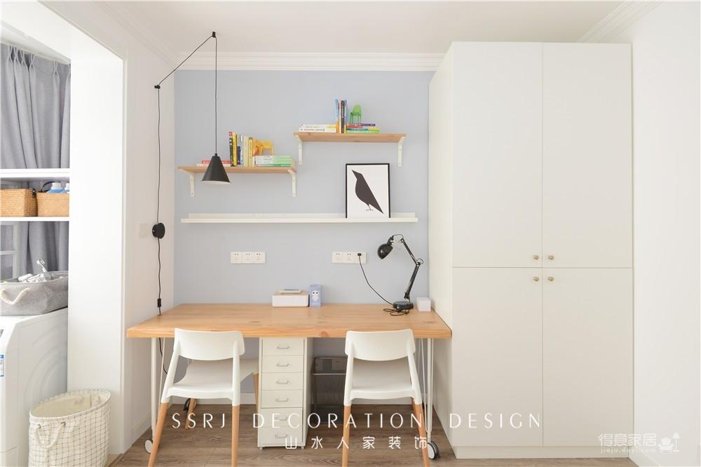 58平一室一厅改造空空间图_2