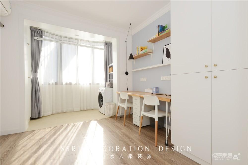 58平一室一厅改造空空间图_8