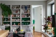 80㎡的小家,无窗区+小卧室,如何透气又明亮?图_1