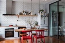 80㎡的小家,无窗区+小卧室,如何透气又明亮?图_7