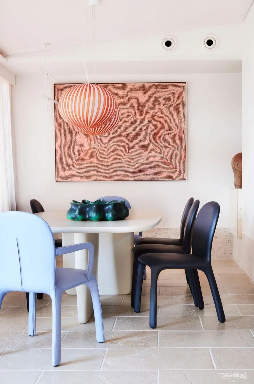 顶层公寓改造,软装这样搭让家更有高级感!