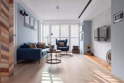现代设计追求的是空间的实用性和灵活性