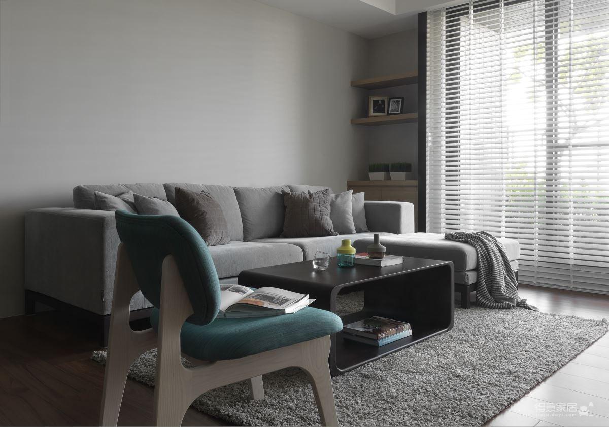 现代+日式90新房,喜欢温暖明亮又简单的样子