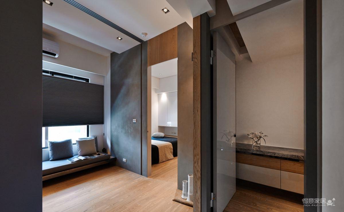 120平三室两厅港式风