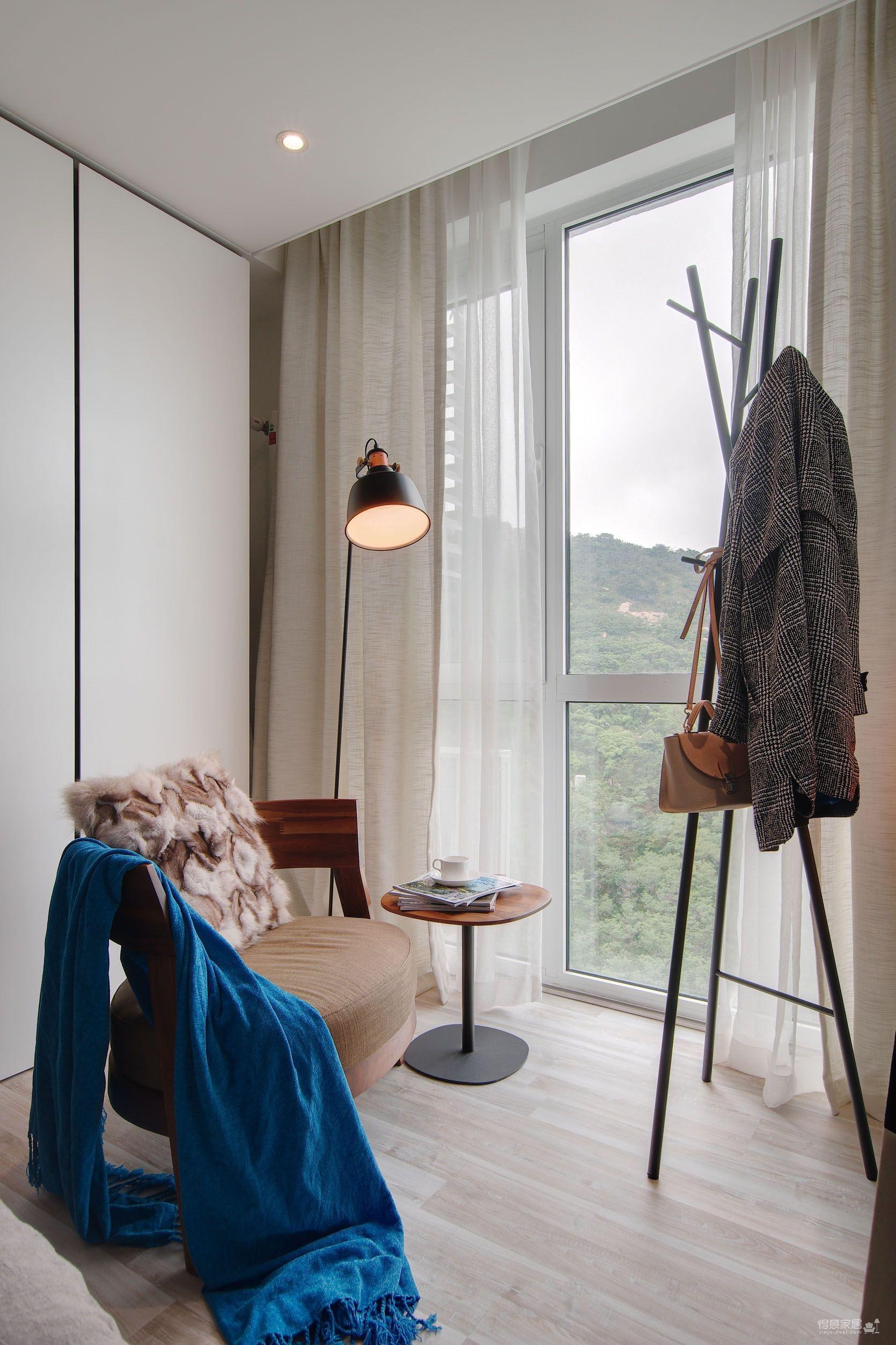 54平一室一厅北欧风图_3