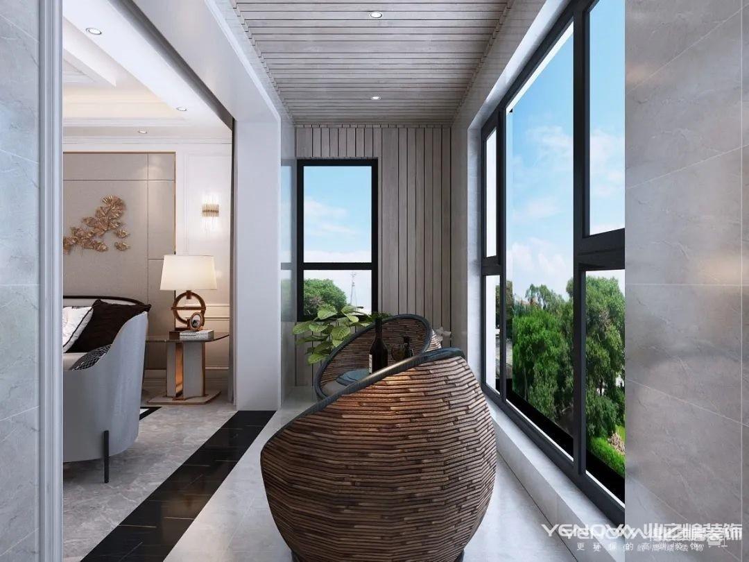欧亚达云台170平-现代轻奢风格