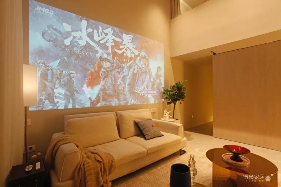 年度最任性奇葩房,49m²茶室影音室都有?