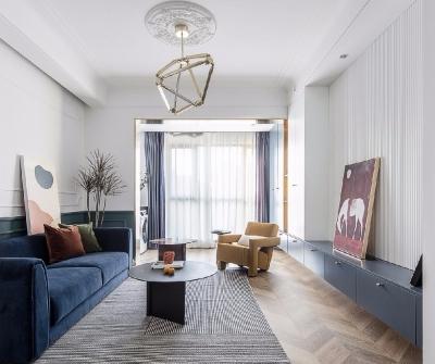 90m²的2室1厅,明明亮的北欧风小家!