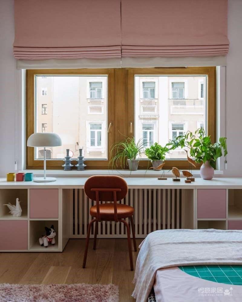 163㎡现代公寓 ,现代与传统、新潮与复古的融合