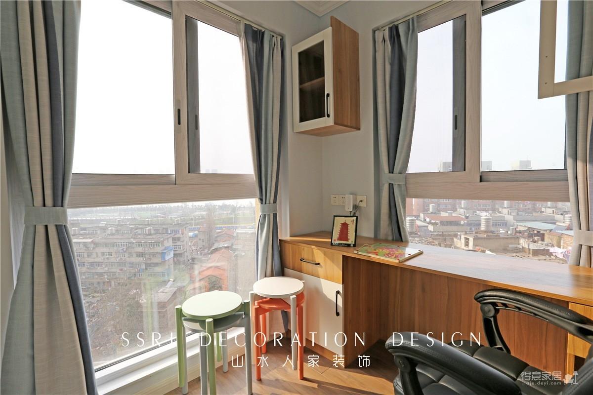 139平米三室两厅北欧风