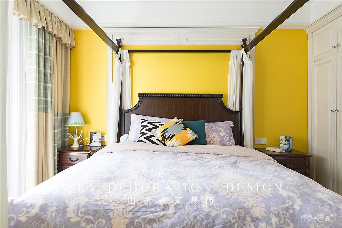 130平十里玫瑰三室兩廳兩衛地中海