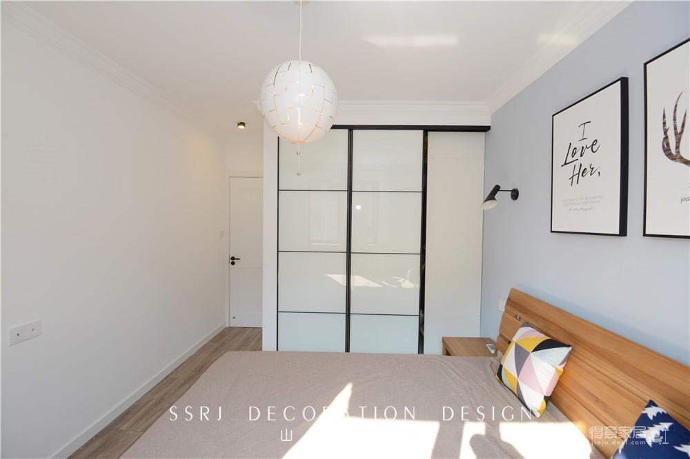 65平两室北欧改造空间