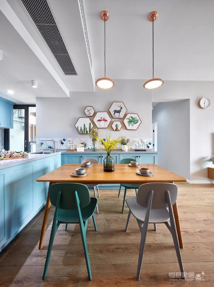 设计师就将这套房子的风格定义为清新北欧图_8