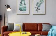 设计师就将这套房子的风格定义为清新北欧图_2
