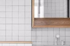 60㎡舒适北欧风格新房装修,餐厨区太棒了图_8