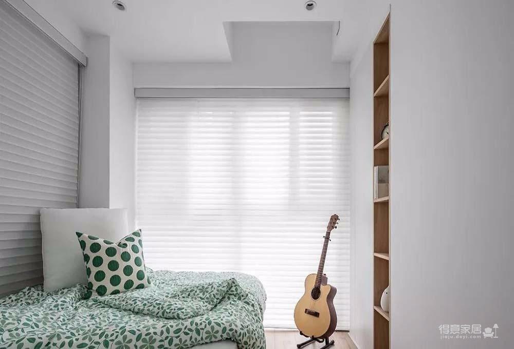 60㎡舒适北欧风格新房装修,餐厨区太棒了图_4