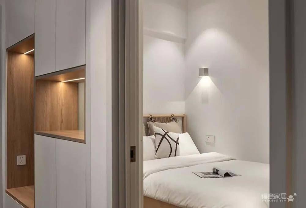 60㎡舒适北欧风格新房装修,餐厨区太棒了图_5