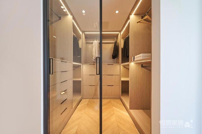 140㎡新古典 轻奢风三居室设计