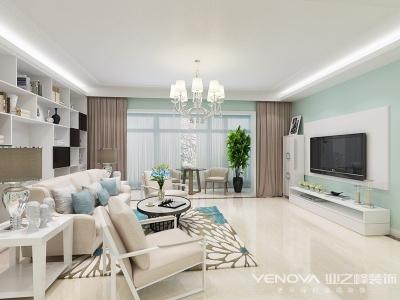 黄石假日威尼斯125平-现代风格