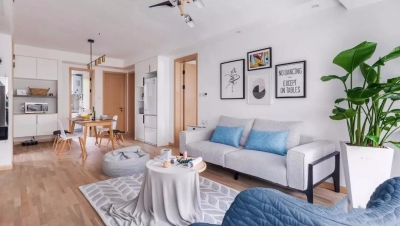 两居室轻奢北欧风格