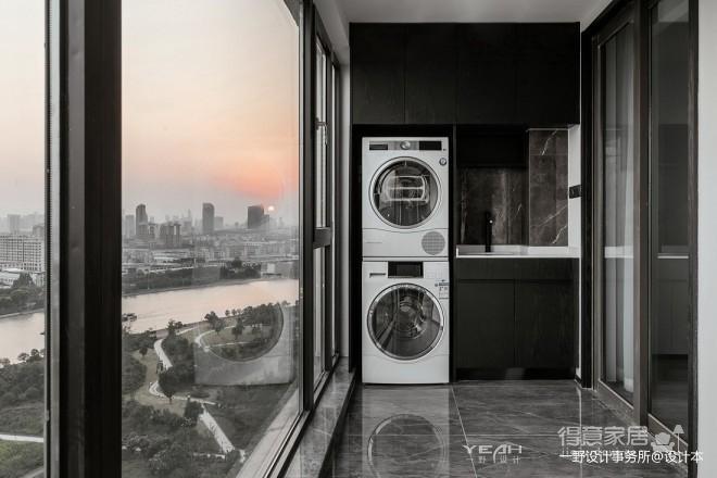 140m² 三居室 现代简约