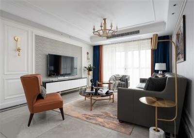 一家六口,化繁为简,舒服合适的家。