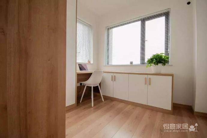 60㎡日式极简清新二居室