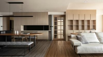 简约木质的家