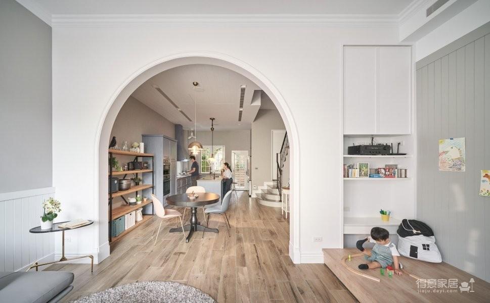 混搭别墅设计,另类家居生活图_3